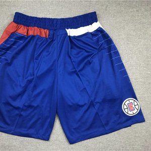 New NBA Los Angeles Clippers Basketball Shorts
